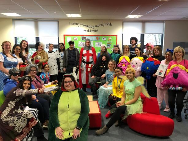 World Book Day - Group 1
