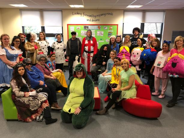 World Book Day - Group 2