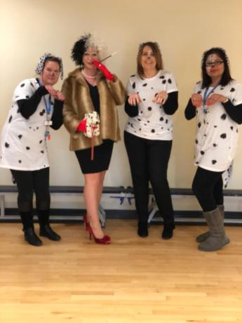 World Book Day - Office Staff